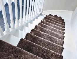 Trap bekleden met tapijt advies assortiment vloeren centrum