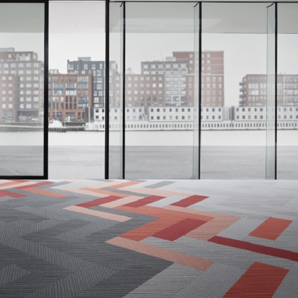 Desso tapijttegels