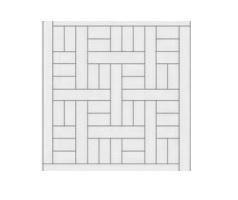 Avegoor patroon houten vloer