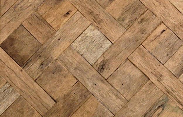 patronen houten vloeren